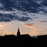 Sommerakademie Würzburg, Fotokurse, Fotoworkshops, Malreisen, Malkurse, Sonnenuntergang